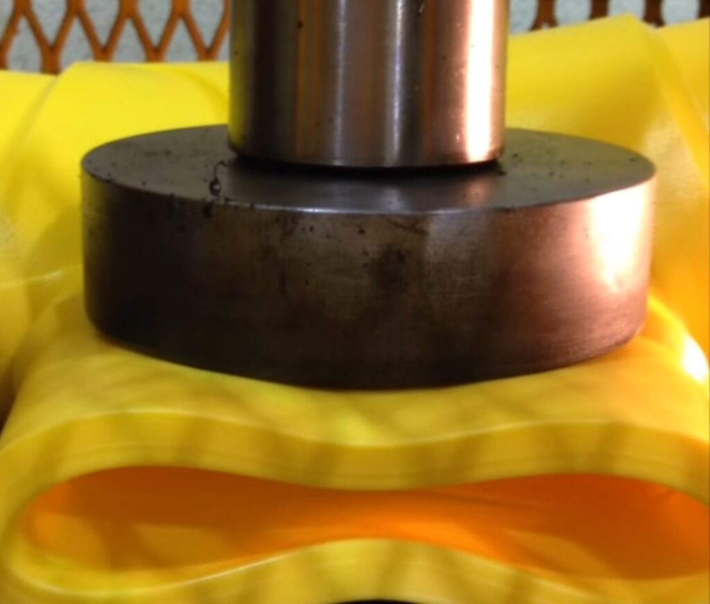 Crush Decohesion Testing Electrofusion Welds