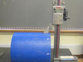 Pipe Geometrical Testing