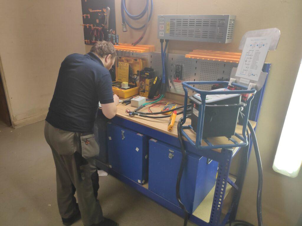 Welding Equipment Service & Calibration